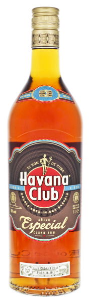 Havana Club Rum Anejo Especial, 1 L, 40%