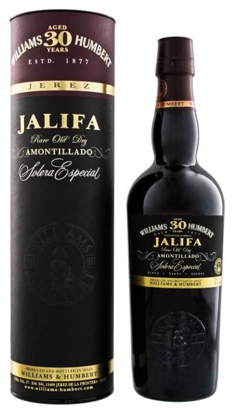 Williams & Humbert Jalifa Solera Especial 30 YO Amontillado 0,5L 20%