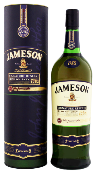 Jameson Irish Whiskey Signature Reserve, 1 L, 40%
