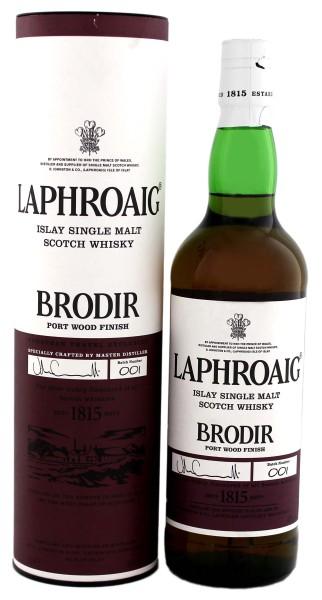 Laphroaig Brodir Port Wood Finish Batch No. 001, 0,7 L 48%