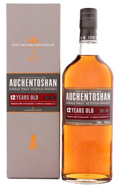 Auchentoshan Single Malt Whisky 12 Years Old 0,7L 40%