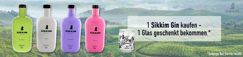 Sikkim Gin aus Spanien
