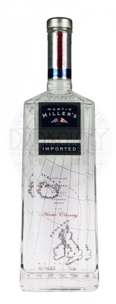 Martin Millers Dry Gin 0,7L 40%