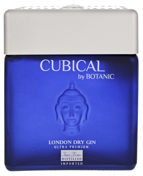 Cubical Ultra Premium London Dry Gin 0,7L 45%