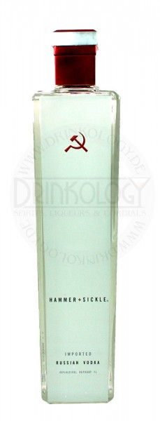 Hammer & Sickle Vodka 1,0L 40%