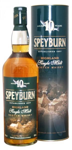 Speyburn Single Malt Whisky 10 Years Old