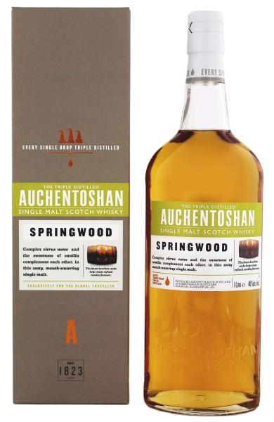 Auchentoshan Single Malt Whisky Springwood