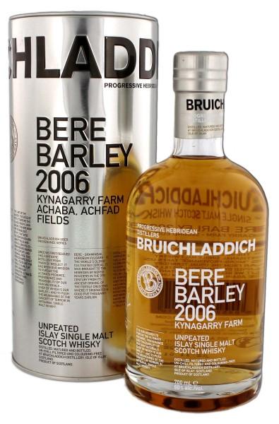 Bruichladdich Malt Whisky Bere Barley 2006,