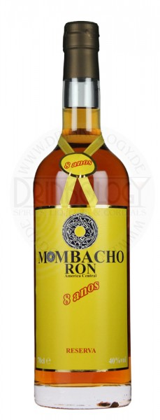 Mombacho Rum 8 Years Old 0,7L 40%
