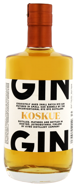 Kyrö Koskue Barrel Aged Gin 0,5L 42,6%