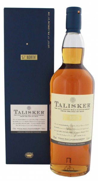Talisker Single Malt Whisky 57° North