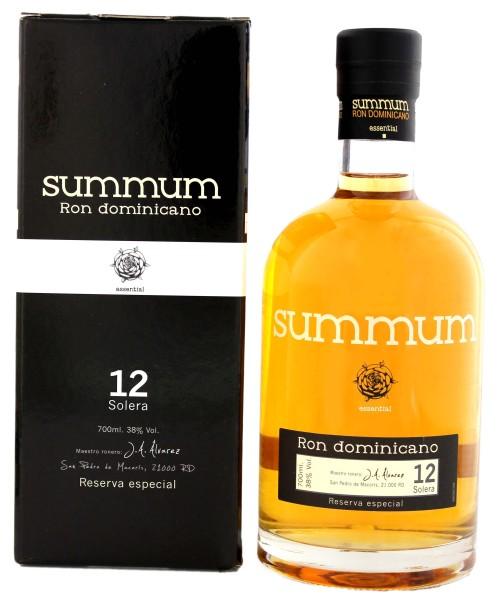 Summum Rum 12 Jahre Reserva Especial 0,7L 38%