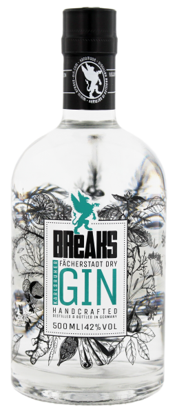 Breaks London Dry Gin
