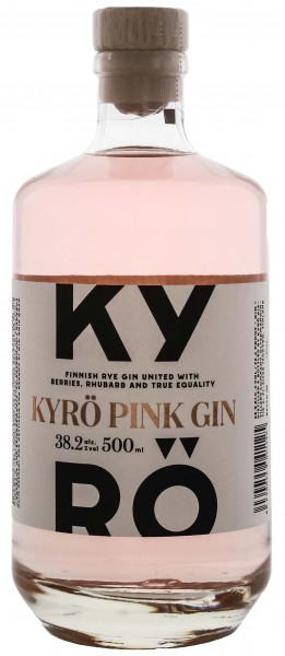 Kyrö Pink Gin 0,5L 38,2%