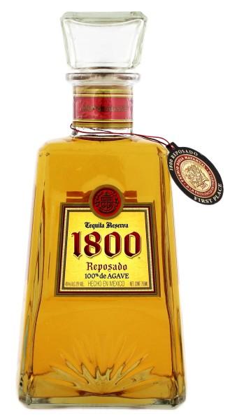 Cuervo 1800 Tequila Reposado 0,7L 40%