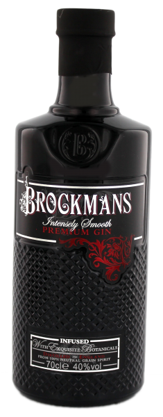 Brockman's Premium Gin 0,7 L 40%