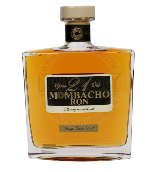Mombacho Rum 21 Years Old Sherrywood 0,7L 43%