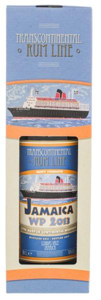 Transcontinental Rum Line Jamaica Rum WP 2013 0,7L 57%