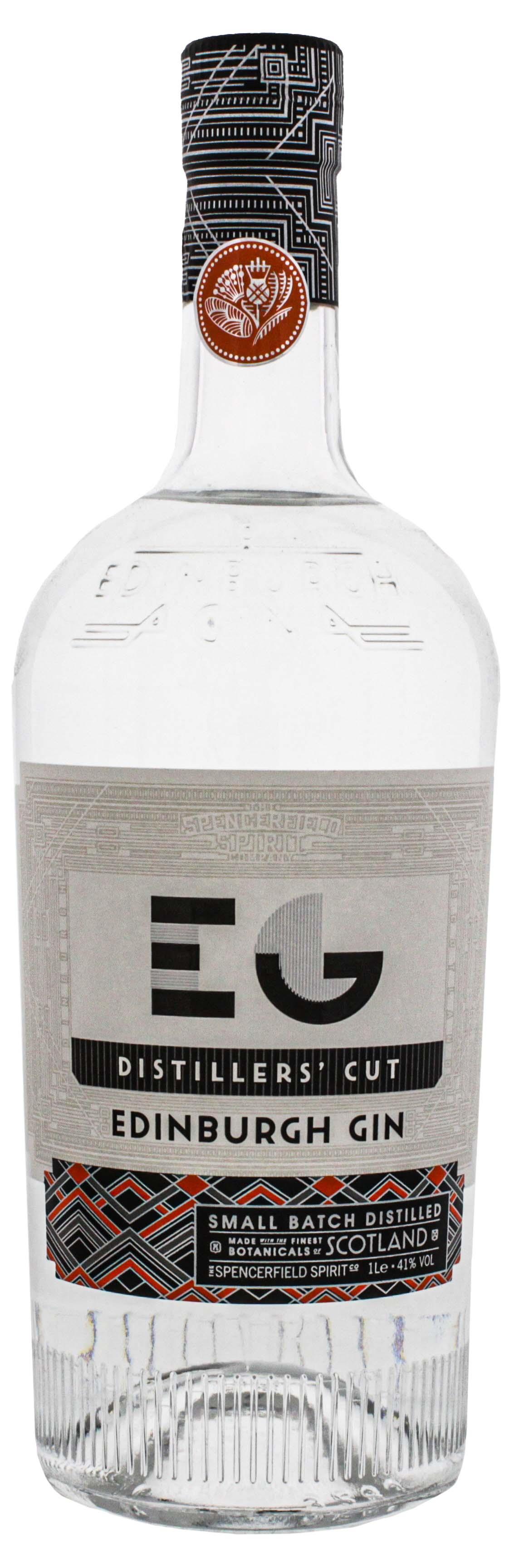 Edinburgh Gin Distillers Cut 1,0L 41%