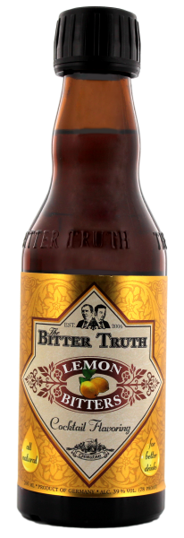 The Bitter Truth Lemon Bitters 0,2L 39%