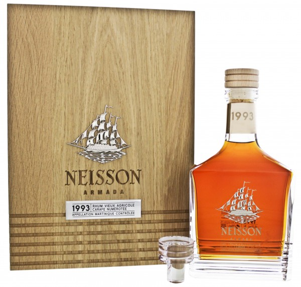 Neisson Rhum Agricole Armada 1993 0,7L 46,3%