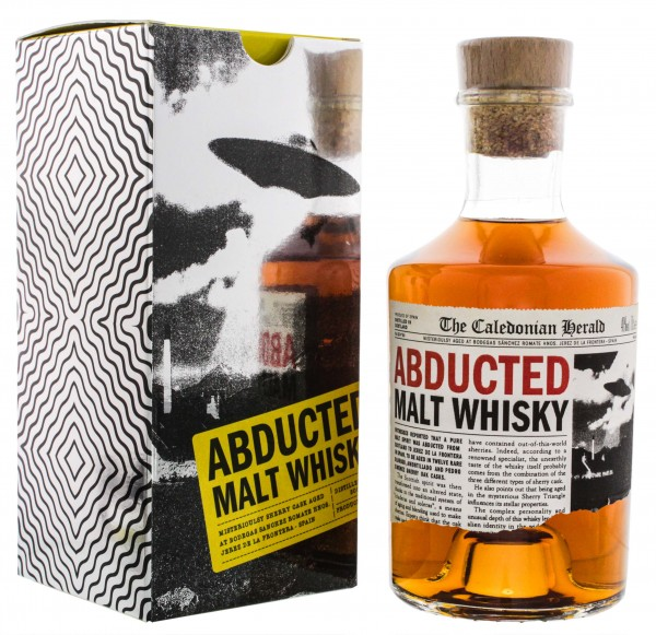 Abducted Malt Whisky 0,7L 40%