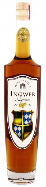 Max & Daniel Ingwer Liqueur The Duke 0,5L 35%