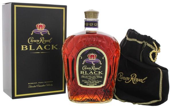 Crown Royal Black Whisky, 1 L, 45%