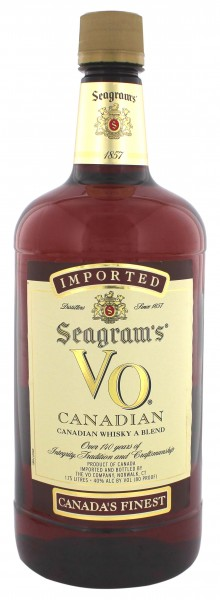 Seagrams VO Canadian Whisky 1,75L 40%