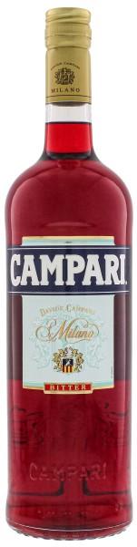 Campari Bitter 1,0L 25%