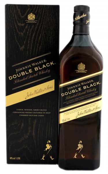 Johnnie Walker Double Black Label Scotch Whisky