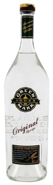 Green Mark Wheat Vodka 0,7L 40%