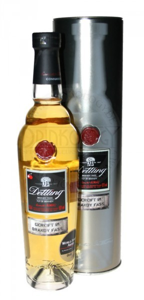 Dettling Eau de Vie Bourbon Whiskey Finish, 0,35 L, 43%