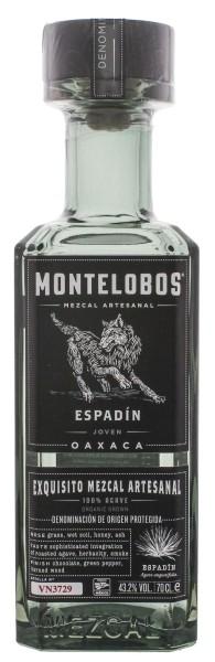 Montelobos Espadin Mezcal 0,7L 43,2%