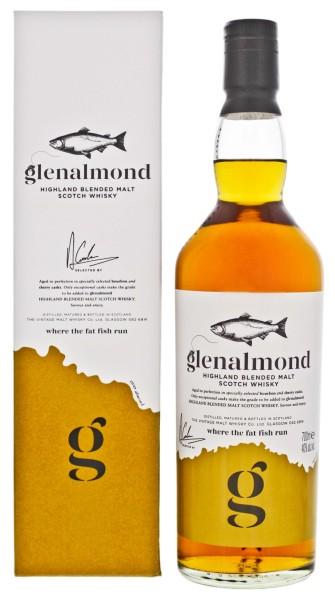 Glenalmond Highland Blended Malt Scotch Whisky 0,7L 40%