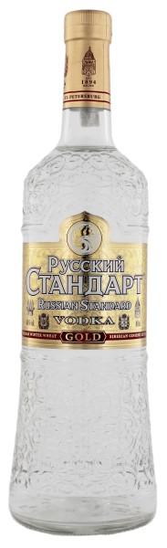 Russian Standard Vodka Gold, 1 L, 40%