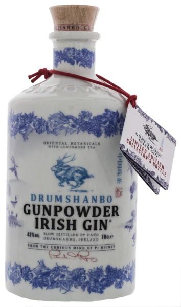 Drumshanbo Gunpowder Irish Gin Ceramic Bottle 0,7L 43%