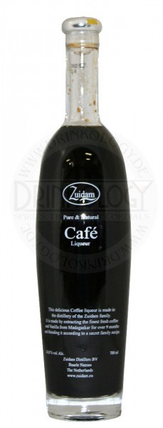 Zuidam Creme de Cafe Liqueur 0,7L 24%