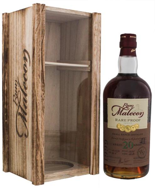 Malecon Rum Rare Proof 20 Jahre 0,7L 48,4%
