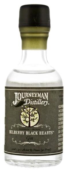 Journeyman Bilberry Black Hearts Gin 0,05L 45%
