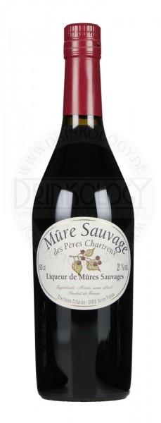 Chartreuse Mure Sauvage Liqueur