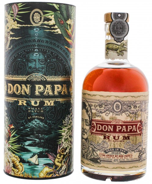Don Papa Rum Cosmic Special Edition 0,7L 40%
