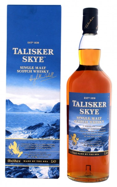 Talisker Single Malt Whisky Skye,