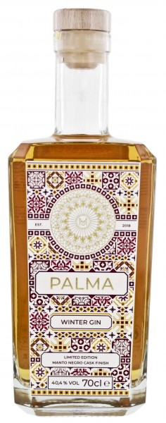 Palma Winter Gin 0,7L40,4%