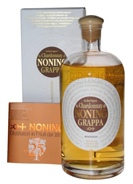 Nonino Grappa Lo Chardonnay, 0,7 L, 41%