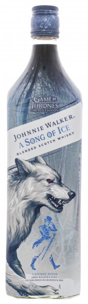 Johnnie Walker Game of Thrones A Song of Ice Blended Whisky 1,0L 40,2%