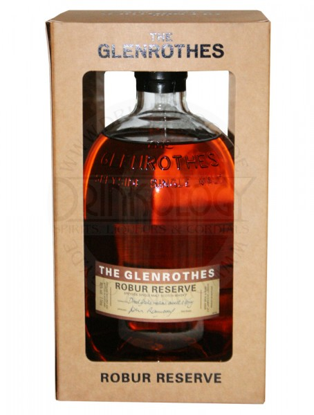 The Glenrothes Single Malt Whisky Robur Reserve, 1 L, 40%