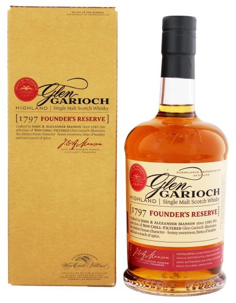 Glen Garioch Single Malt Whisky Founders Reserve 1,0L 48%