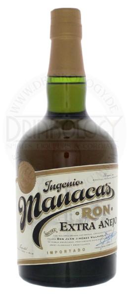 Manacas Ron Extra Anejo