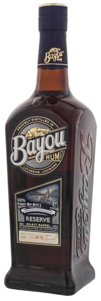 Bayou Reserve Rum 0,7L 40%